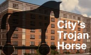 City's Trojan Horse to the Black Community