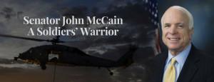 Senator_John_McCain_A_Soldiers_Warrior