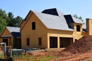 unfinished real estate