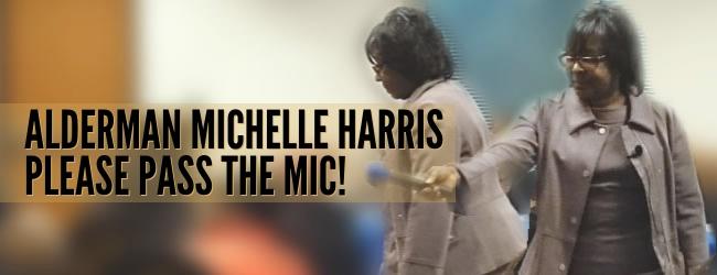 Alderman_Michelle_Harris_Please_Pass_the_Mic