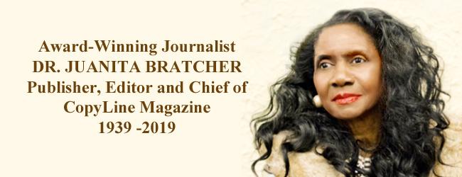 Dr. Juanita Bratcher Departs