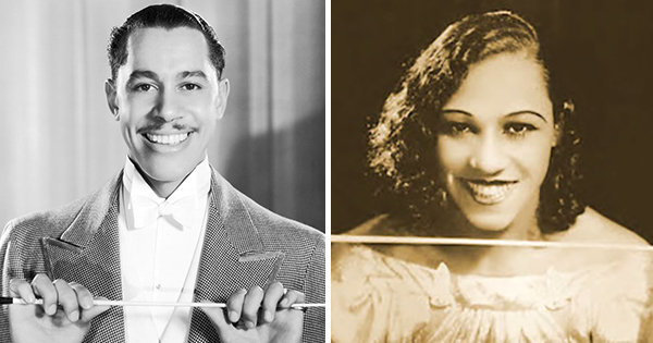 Cab and Blanche Calloway