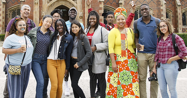 Frederick Douglass Global Fellows in London
