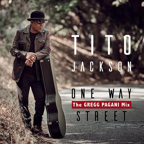 Tito Jackson and Guitar