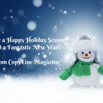 Have a Happy Holiday Season and a Fantastic New Year!