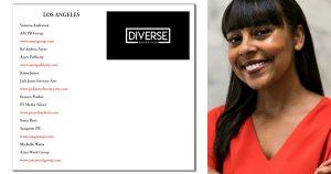 Jaia Thomas, founder of DiverseRepresentation.com