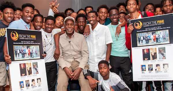 Actors Danny Glover and Delroy Lindo are keynote speaker and program chair, respectively