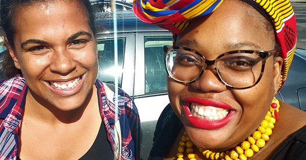 Green Book ideators Crystal Egli and Parker McMullen-Bushman launch fundraising efforts to create an inclusive online resource for Black Americans and other marginalized communities.