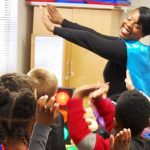 MEET THE EDUCATOR WHO TRANSFORMS HERSELF INTO A SUPERHERO IN THE CLASSROOM