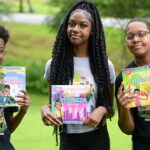 Siblings and Mom Create Travel Book And Animation Series For Kids During Homeschooling