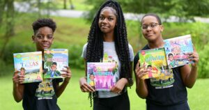 Black Siblings From Dc Create Travel Book And Animation Series For Kids During Homeschooling