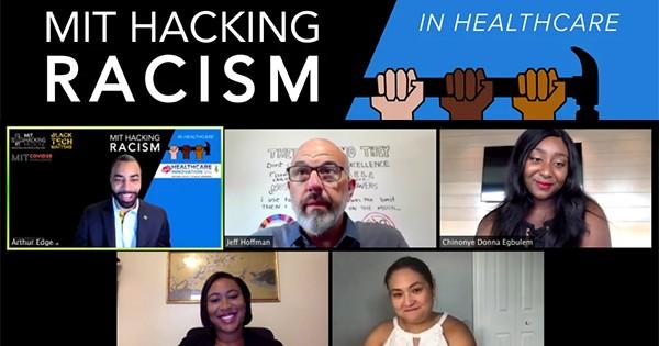 MIT - racism poster