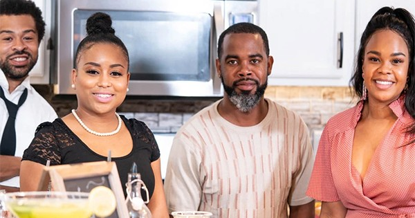"New 24-hour cooking and lifestyle channel, ""Taste on T.V."", created to give voice to the food and culture of people of color."