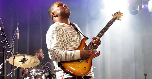 AFRICAN AMERICAN MASTER GUITARIST OFFERS VIRTUAL LESSONS TO BEGINNERS USING UNIQUE AND FUN TEACHING METHOD
