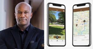 James A. Samuel, Jr., an Intelligence expert with more than 30 years of experience working for the federal government, has developed a new app to help save Black lives.
