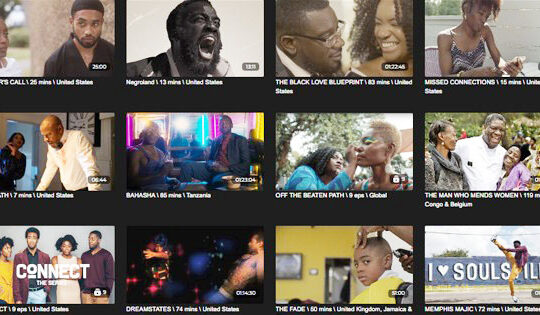 Black-Owned Streaming Service Partners With California Newsreel To Stream Robust African Content