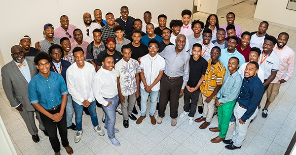 Leadership Academy For Black Boys Formerly Held At Princeton University Is Available Online