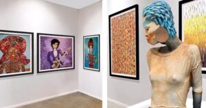 Harlem Fine Arts Virtual Pioneering show to include: WaterKolours Gallery, Soweto Fine Art Gallery, Spence Gallery, Artists: Ademola Olugebefola, Otto Neals, Roederick Vines, John Pinderhughes, Danny Simmons, Glenn Tunstull, Frank Frazier, and more!