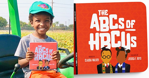 New Children's Book Celebrates Historically Black Colleges And Universities