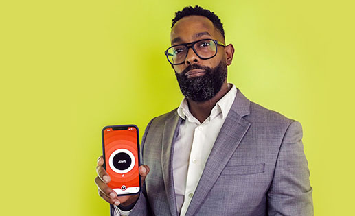 Black-Owned Tech Company Creates Safety App To Help Prevent Police Brutality
